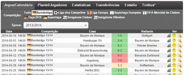 bayern-2014-last-8-matches